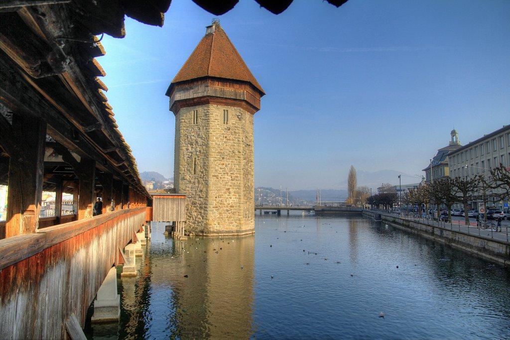 Luzerner Wasserturm