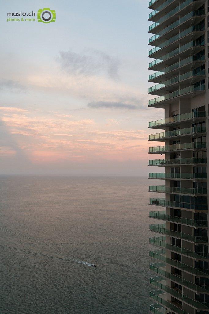 Panama balconies...