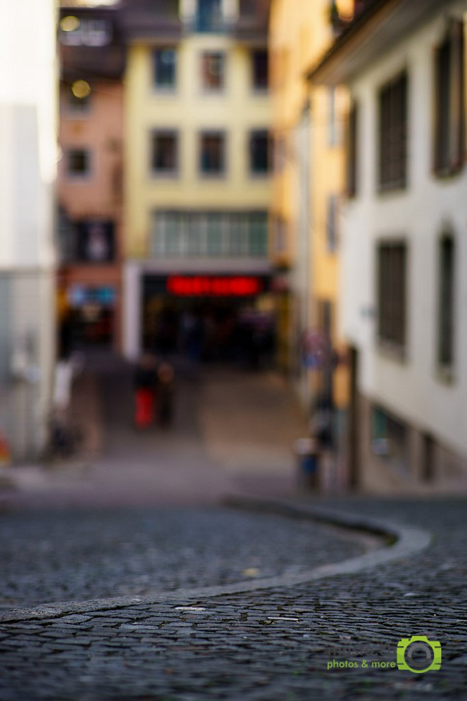 Streets of Lucerne