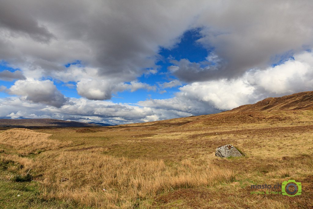 Clouds over Glencoe